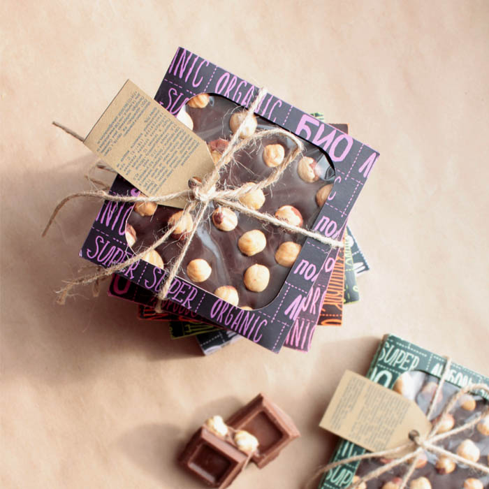 Organic Chocolate Craft